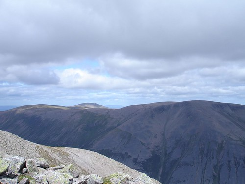 Ben MacDui and Cairn Gorm