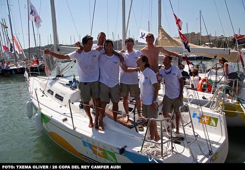 Marina Rubicon meeskond