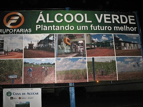 Álcôol Verde exhibit - ExpoAcre