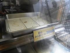 鶏のから揚げ一本完売(午後3時33分)
