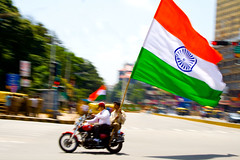 Salute to our Nation!!! Jai Hind - by $owmya