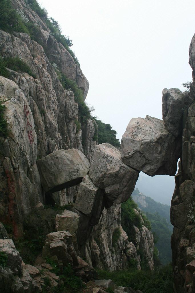 [组图] 挑战者的天堂 世上最惊险的十座桥(20P) - 路人@行者 - 路人@行者