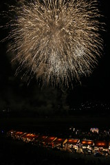Fireworks in Shingu 新宮花火大会