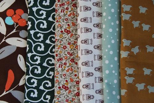 Japan Fabrics 1