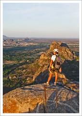 Conquista (Neudson Aquino) Tags: topo top horizon climbing ceará escalada horizonte cume tadeu quixadá galinhachoca