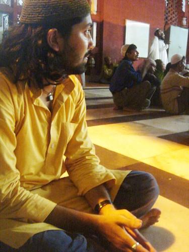 Hazrat Nizamuddin - The Seeing Eyes