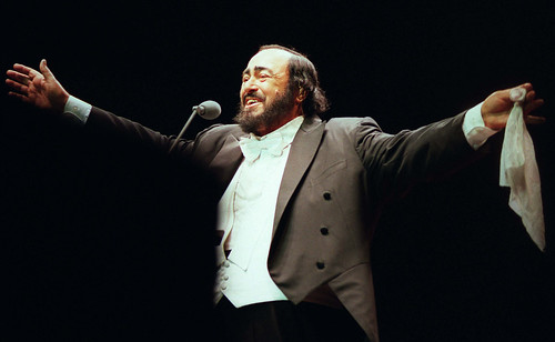 Thumb Muere Luciano Pavarotti