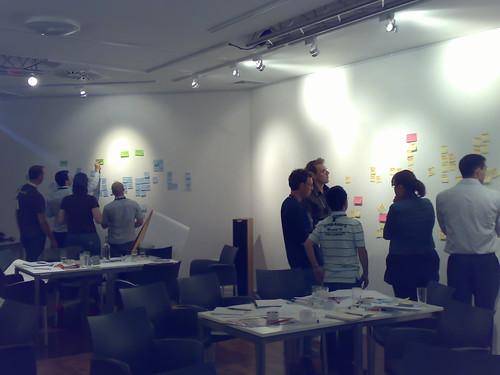 dConstruct workshop - affinity sorting