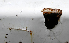Colin Emergency #1 (finkangel) Tags: vw fix volkswagen geotagged rust paint location tesco help repair rush howto gps geo flaking geotag campervan t25 pressurewash pressurewasher yahoomaps jetwash colinthecamper gpslocation tescocarwash onmap geotargetted geotarget