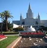 the Oakland Mormon temple