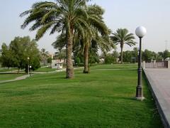 Doha Al Bidda Park (tigeRobert) Tags: park palmtrees doha quatar