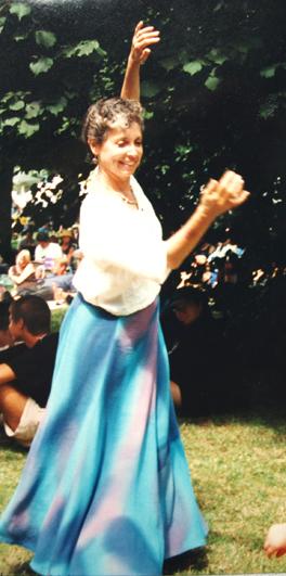 Barbara Dancing
