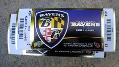 Ravens vs Cardinals 9-23-07