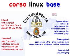 Corso Linux Base