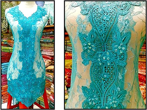beautiful collection of Kebaya, Baju Kurung and Corset in petite and
