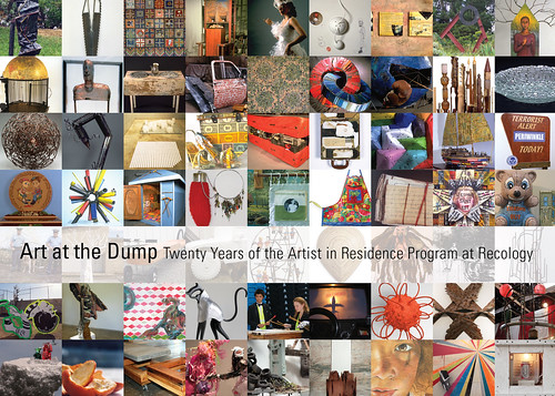 Art at the Dump: Twenty Years of the Artist in Residence Program at Recology