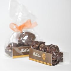 Handmade Belgium Dark Chocolate Clusters