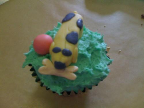Sugarbaby's cupcake
