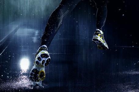 Běhat v dešti? Proč ne?