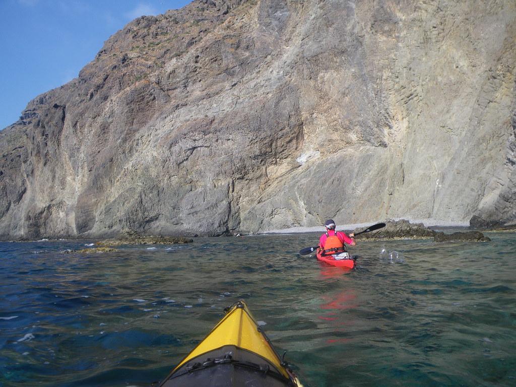Cabo de Gata en kayak 343