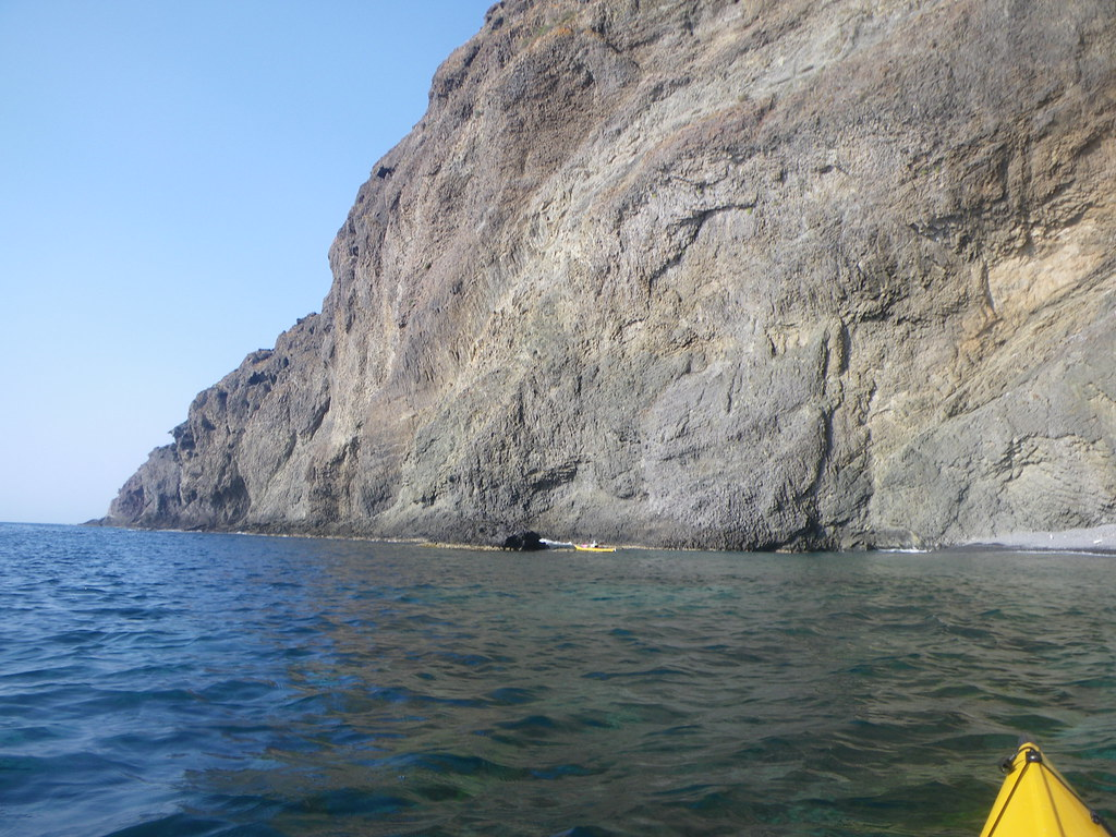 Cabo de Gata en kayak 346