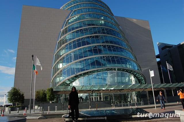 Passeio pelo Rio Liffey - Dublin