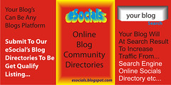Increase Your Blogs Traffic On eSocials