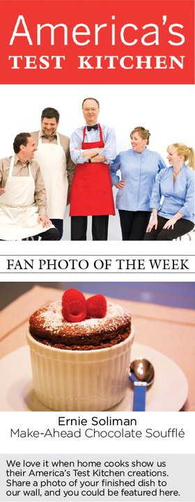 America's Test Kitchen - Fan Photo of the Week