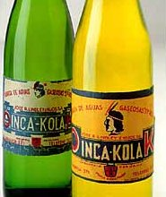 Early Inca Kola