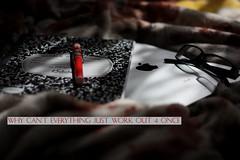 Random * (S A R A ' S A A D ) Tags: red pen canon sara ray saad ban ipad