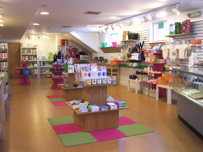Greenward - New Eco-Friendly Store! [Boston]