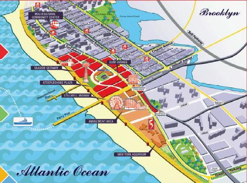 Strategic Plan Map