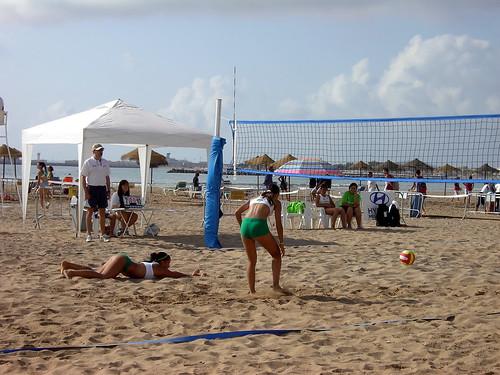 Voley Playa,Campeonato España, Cadete, Melilla 2007
