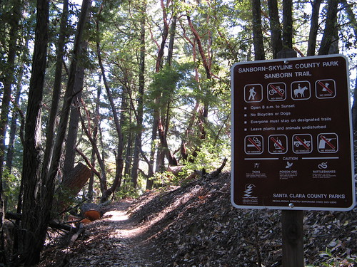 Sanborn Trail
