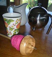 Bosworth Spindle and Tea