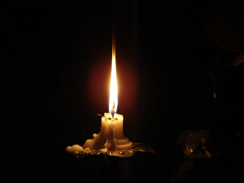 Candle Light by jalalspages, on Flickr