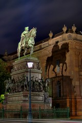 Friedrich der Groe (Schlawi) Tags: berlin night germany nacht underdenlinden aplusphoto superbmasterpiece allnicethink