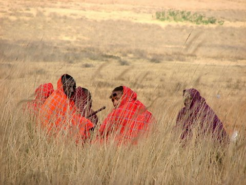 masai herders (don't miss the sunglasses)