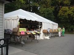 Needle Emporium Tent Sale
