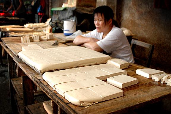 Yangshuo Tofu