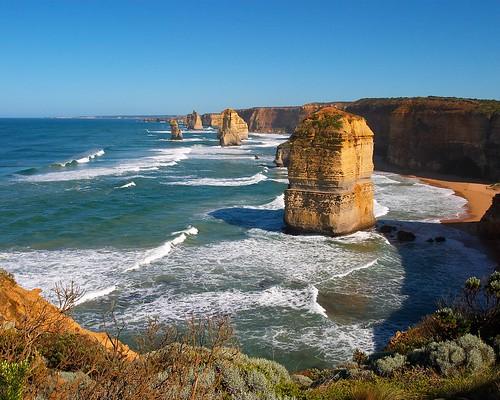 The Twelve Apostles, Victoria, Australia by Stefano_p.