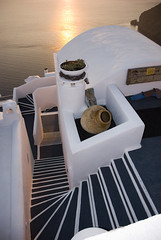 Greece - Staircase Perspectives (Carlo_it) Tags: white house color island traditional hellas santorini greece carlo oia cyclades thira fira firostefani 10faves arioli