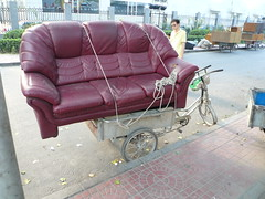 Sofa-moving bike, Beijing, China.JPG