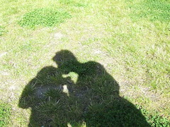 Couple kissing (Skyggefotografen) Tags: skygger