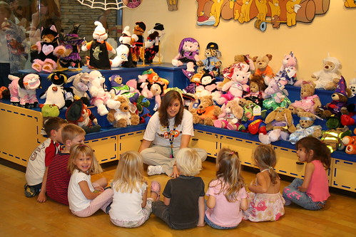 Untitled · Build A Bear Birthday Party