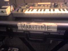 at the maritime studio