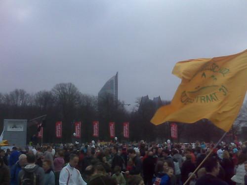 Het lijkt wel een festival #cpc