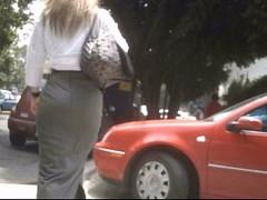 3 falda (culomaniacos) Tags: en 1 culo calles larga traseros culos falda nalgas culitos callejeros nalgotas nalgona fundillos