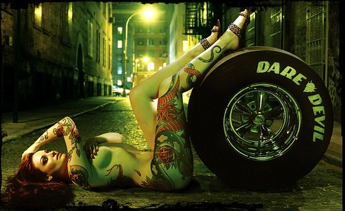 Also I will in New York July 7-13 working at Daredevil Tattoo.