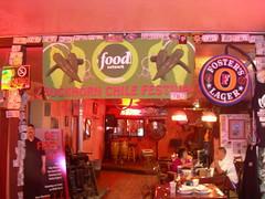 Buckhorn Tavern (jimmywayne) Tags: food newmexico sanantonio burger roadtrip foodnetwork greenchile buckhornburger